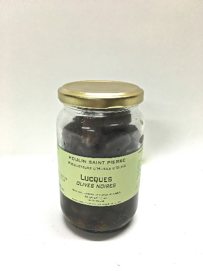 Olives Noires lucques